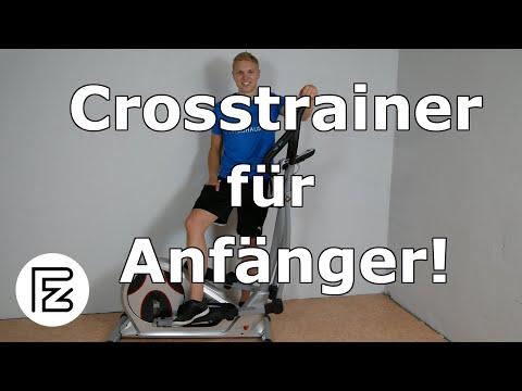 Christopeit Crosstrainer CS5 Test - Crosstrainer für Einsteiger Testsieger!