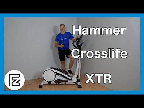 Hammer Crosslife XTR Crosstrainer im Test | Unser Preis-Leistungs-Sieger!
