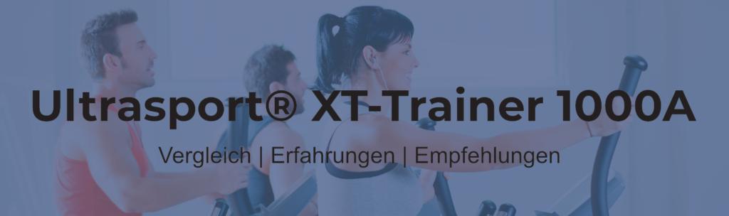 Ultrasport XT-Trainer 900M/1000A
