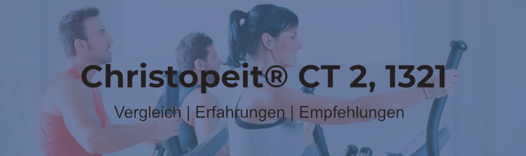 Christopeit Crosstrainer CT2