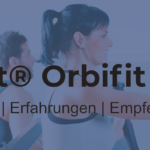 Klarfit ORBIFIT Basic® Crosstrainer inkl. Trainingscomputer