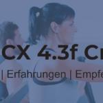 MAXXUS CX 4.3f Crosstrainer klappbar
