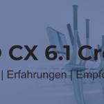 MAXXUS CX 6.1® Crosstrainer  – Der Crosstrainer für große Leute