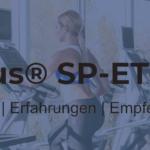 SportPlus SP-ET-9800-iE® Crosstrainer