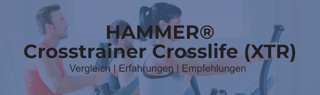 HAMMER crosstrainer crosslife