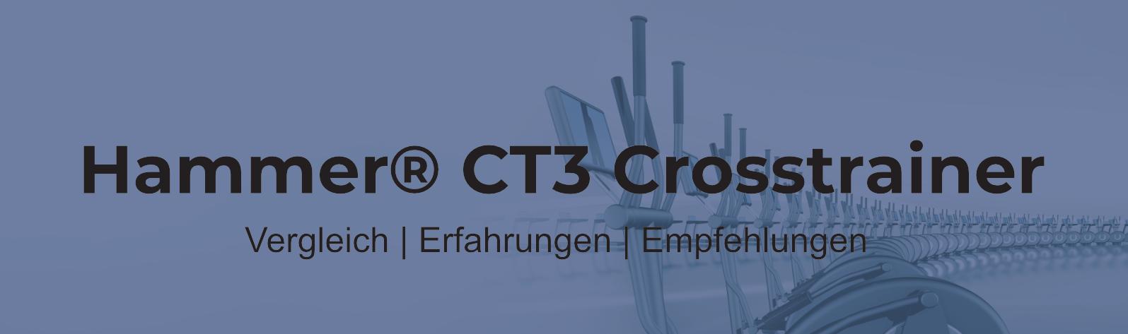Hammer CT3, 4120® Crosstrainer Ellyptech