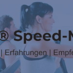 HAMMER Premium Ellipsentrainer Speed-Motion BT