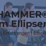 Premium HAMMER Ellipsentrainer