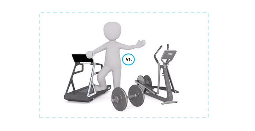 Crosstrainer oder Laufband – Was ist effektiver zum Abnehmen?