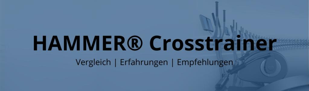 hammer crosstrainer