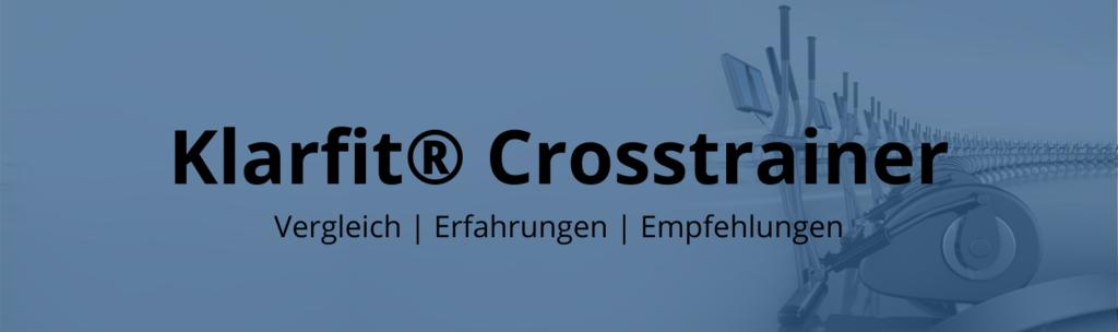 klarfit crosstrainer