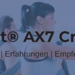 Christopeit AX7 – robuster Einsteiger-Crosstrainer