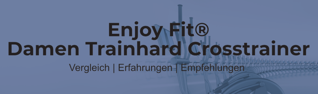 enjoy fit damen trainhard