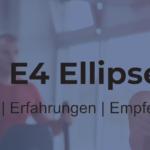 AsVIVA E4® Ellipsentrainer – hohe Ergonomie zu fairem Preis!
