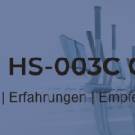 Hop-Sport Crosstrainer HS-003C