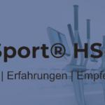 Hop-Sport Crosstrainer HS-070C – gehobene Ergonomie zu erschwinglichem Preis