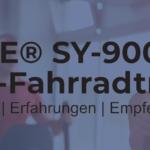 ISE SY-9002® Crosstrainer Fahrradtrainer