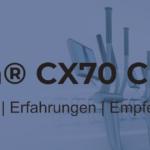Sportstech CX70® Crosstrainer – hoher Spaßfaktor mit individuellen Trainigsmöglichkeiten